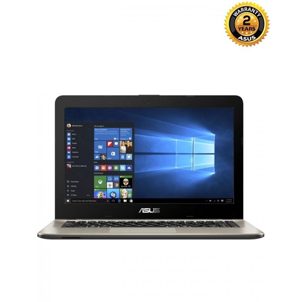 "Asus X441UA - 6100U Core i3 - 4GB RAM - 1TB HDD - HD 520 Graphics - 14"" Notebook - Black"