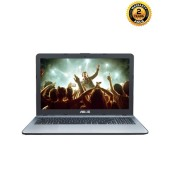 "Asus X441UA - 6100U Core i3 - 4GB RAM - 1TB HDD - HD 520 Graphics - 14"" Notebook - Silver"