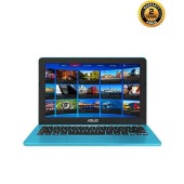 Asus E202SA - N3050 Intel Celeron Dual Core - 4GB RAM - 1TB HDD - HD Graphics - 11.6'' Notebook - Thunder Blue