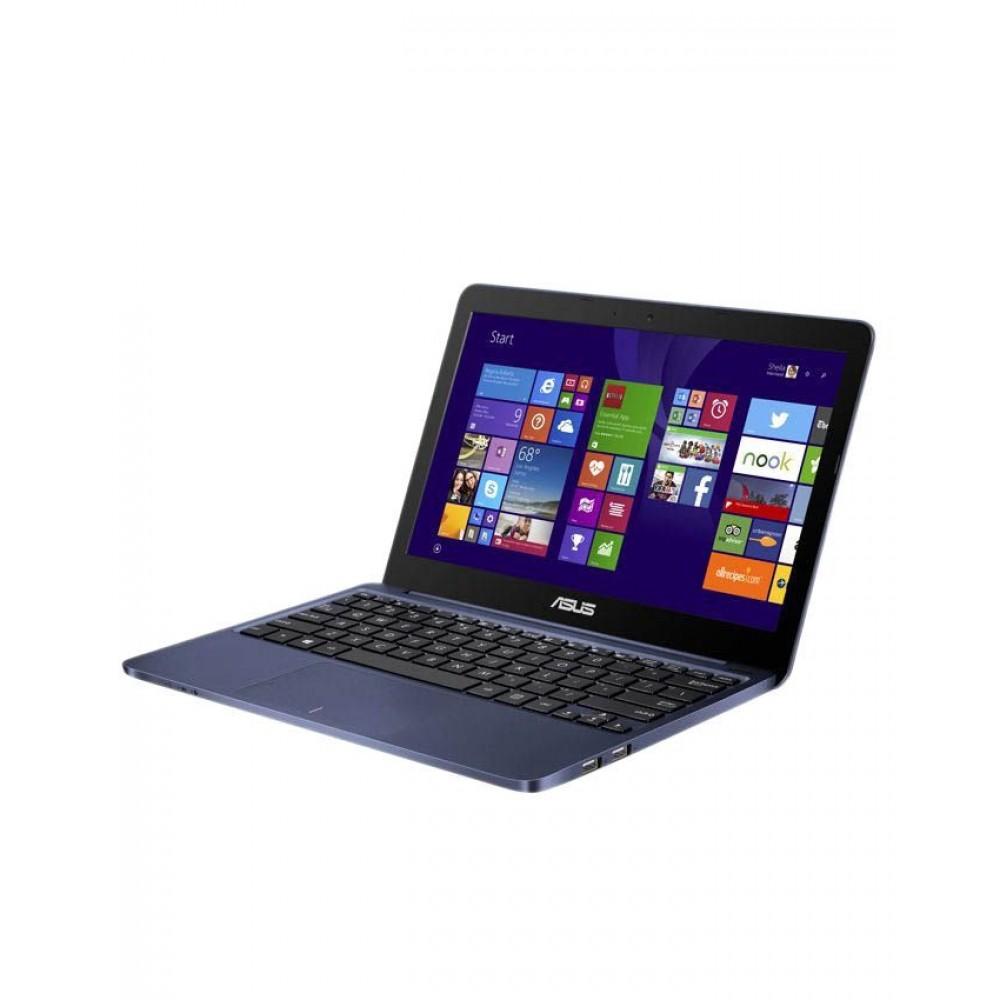 Asus E202SA - N3050 Intel Celeron Dual Core - 4GB RAM - 1TB HDD - HD Graphics - 11.6'' Notebook - Dark Blue