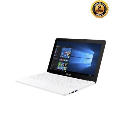 Asus E202SA - N3050 Intel Pentium Quad Core - 4GB RAM - 1TB HDD - HD Graphics - 11.6'' Notebook - White