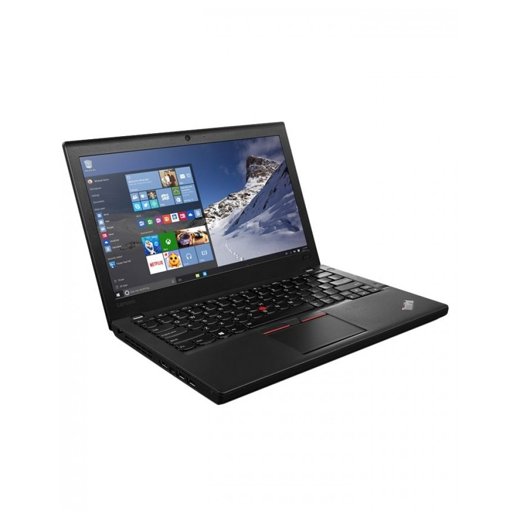 Lenovo Thinkpad X260 Laptop - Intel i5 - 8GB RAM - 500GB HDD – 12.5'' HD Displays - Intel HD Graphics - Free DOS – Black