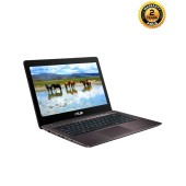 "Asus X456UA - 6100U Core i3 - 4GB RAM - 1TB HDD - HD 520 Graphics - 14"" Notebook - Dark Brown"