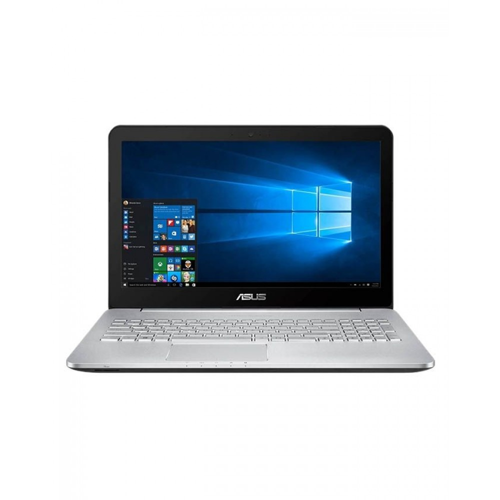 "Asus N552VW - 6700HQ Core i7 - 16GB RAM - 2TB HDD - Nvidia GTX 960M 4GB DDR5 Graphics - 15.6"" Notebook - Warm Grey"