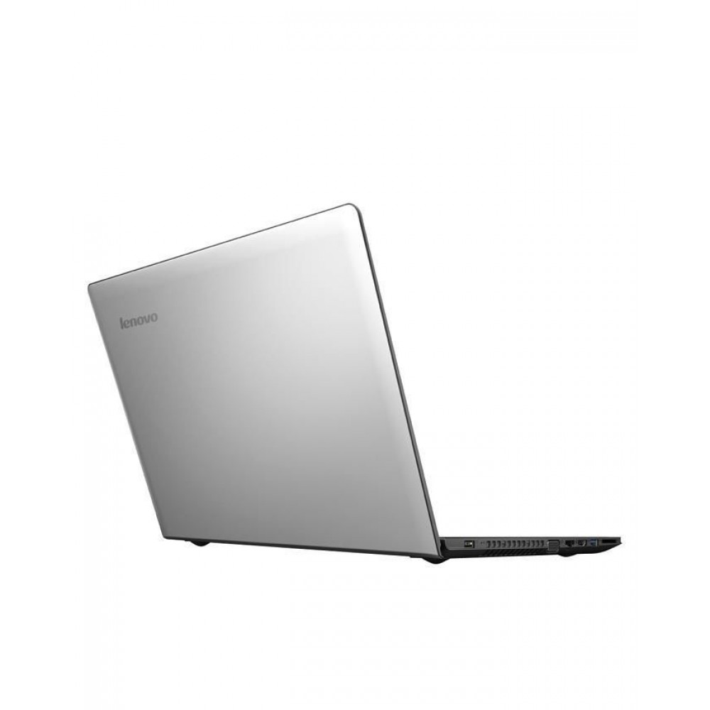 "Lenovo IP 300 Silver Laptop - 6th Gen Intel Core i5-6200U 2.8GHz Processor - 4GB RAM - 1TB HDD - Intel® HD Graphics 520 - 14"" LED – DOS"