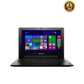 Lenovo S20-30 Laptop - Intel® Celeron® Quad Core Processor N2840 - 2GB DDR3L RAM - 500GB HDD - 11.6'' HD LED - Black Metal