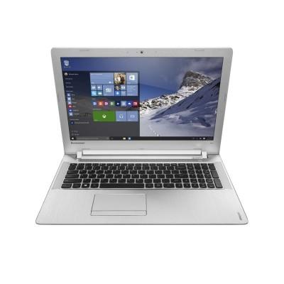 "Lenovo IP 500 - Core i5 - 8GB RAM - 1TB HDD - AMD R9 4GB - 15.6"" - White"