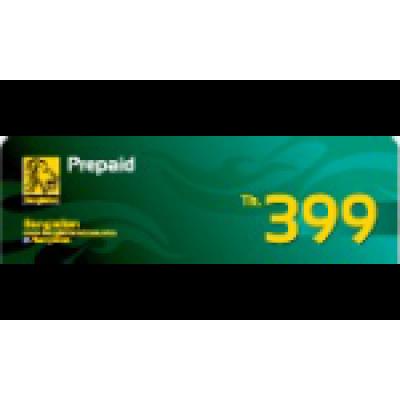 Banglalion Wimax 399 Prepaid Card