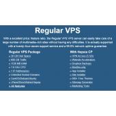 Regular VPS