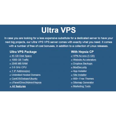 Ultra VPS