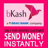 Bkash Send Money Instantly