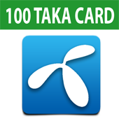 GP 100 Recharge Card