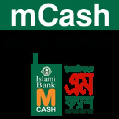 mCash (IBBL) Ishlami Bank Bangladesh Limited Send Money