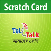 Teletalk Recharge Card